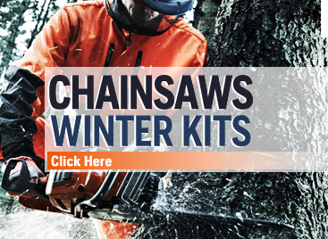 Husqvarna Genuine Parts Finder, chainsaw winter kits