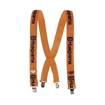 605001053 Husqvarna Suspenders / Clip (Orange)
